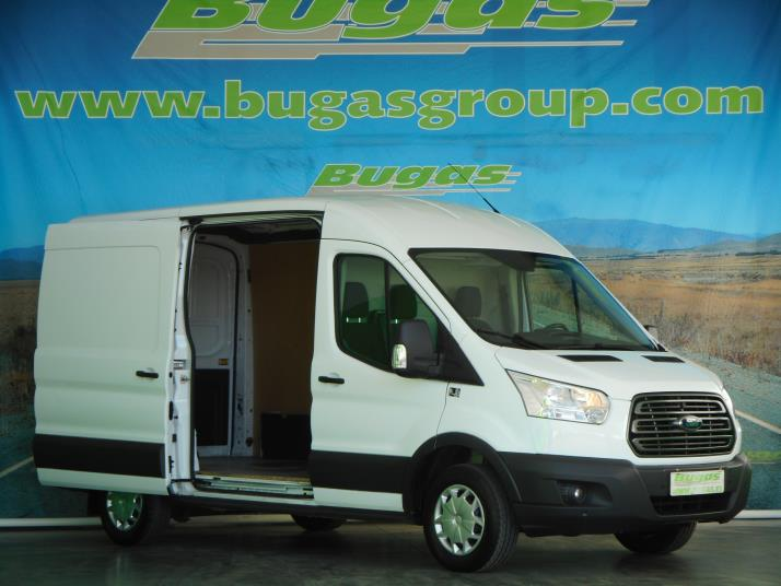 FORD TRANSIT CUSTON TREND 2.0TDI 130CV L2-H2