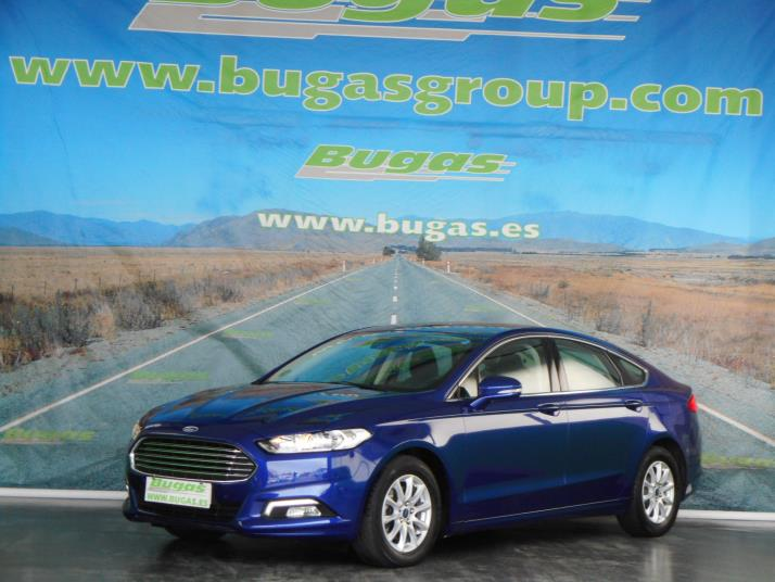FORD MONDEO 2.0 TDCI 150 CV BUSINESS MUCHOS EXTRAS