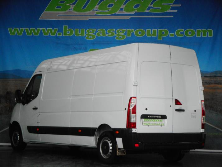 RENAULT MASTER L3 H2 2.3 DCI 125 CV ISOTERMO IR