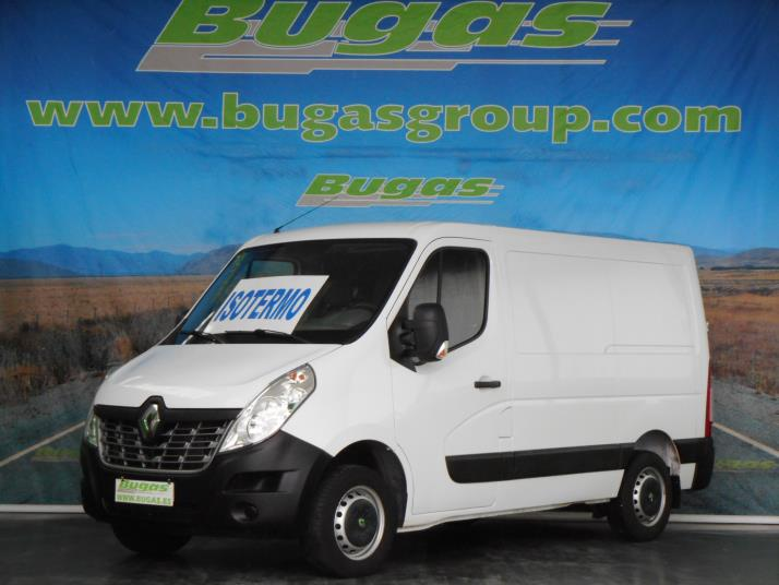 RENAULT MASTER 2.3 DCI  ISOTERMICO L1-H1