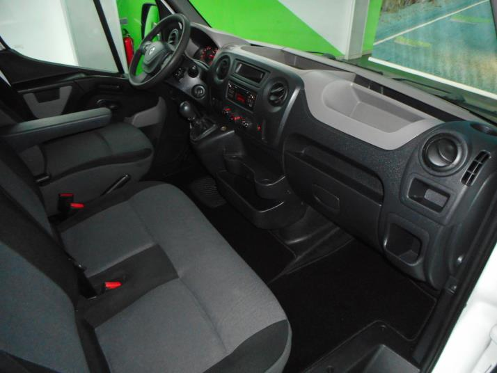 RENAULT MASTER 2.3 DCI 110 CV L1 H1 FG. ISOTERMO