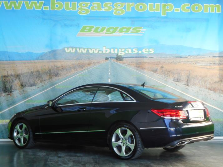 MERCEDES-BENZ E- 250 CLASS 2.2 CDI 204 CV COUPE BLUETEC