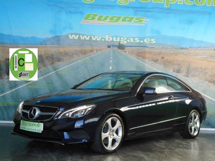 MERCEDES-BENZ E- 250 CLASS 2.2 CDI 204 CV COUPE BLUETEC EXTRAS