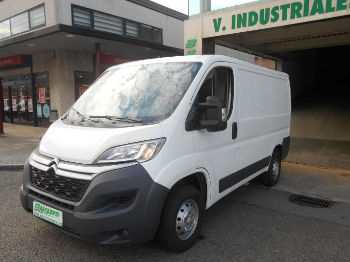 CITROEN JUMPER 2.0 BLUEHDI 110 CV L1 H1